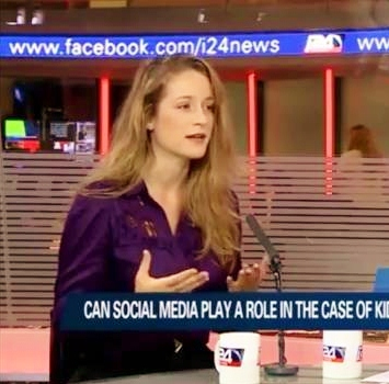 Can Social Media Play A Role In The Case Of Kidnapped Israeli Teens? i24news