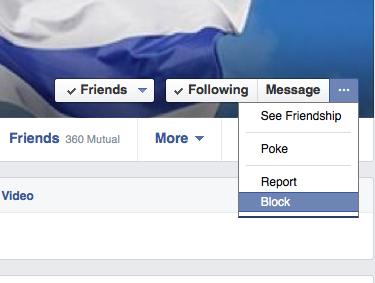 להגן על עצמינו בפייסבוק How To Protect Ourselves On Facebook