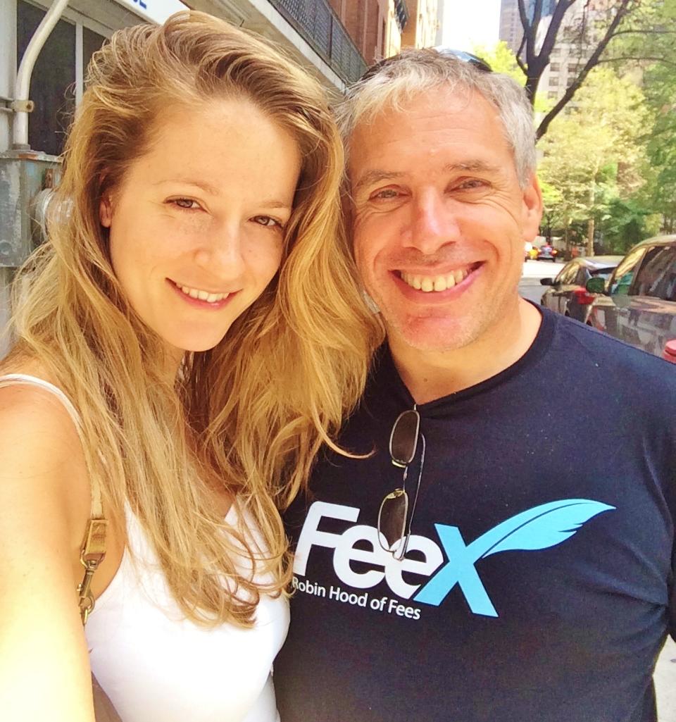 Feex – הפגישה שלי עם רובין הוד של העמלות