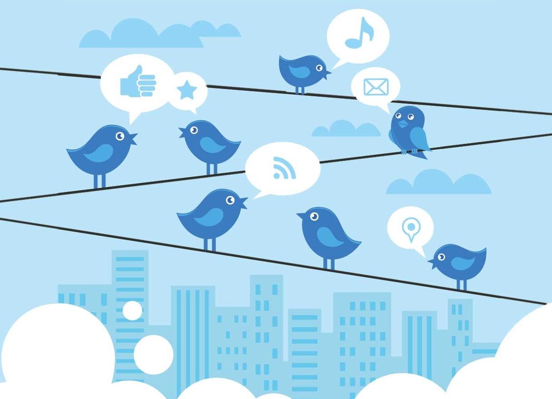 מבנה ממשק הטוויטר – Twitter