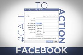 כפתור הנעה לפעולה חדש בפייסבוק Call To Action Button On Facebook