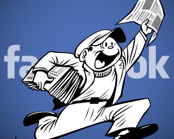 תוכן חדשותי במאמרים מיידים של פייסבוק – Facebook's Instant Articles