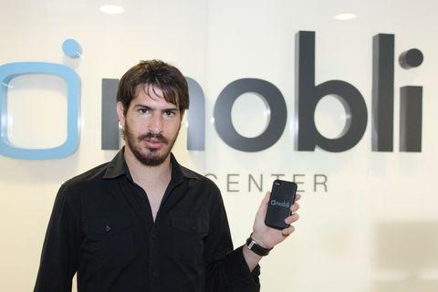משה חוגג, יזם Mobli מציג את מנוע החיפוש EyeIn