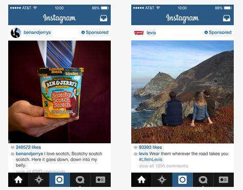פרסום באינסטגרם – Advertising on Instagram