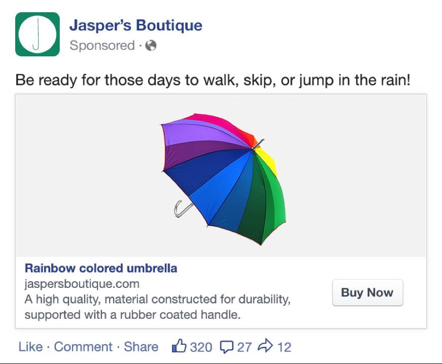 מודעות פרסום דינמיות בפייסבוק – Facebook Dynamic Product Ads