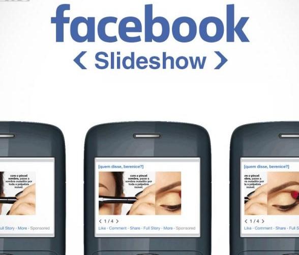 פרסום פייסבוק על ידי מצגת וידאו – Facebook Slideshow